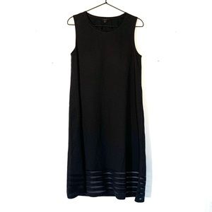 COS Illusion Hem Sleeveless Dress
